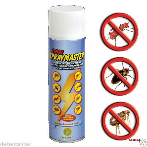 12-x-ml500-insetticida-spraymaster-scarafaggi-pulci-formiche-acari-cimici