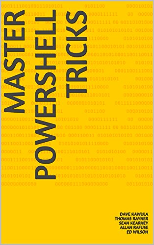 Best Sellers eBook Fir Ipad Master PowerShell tricks (Volume 1)