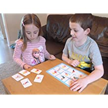 Rudkins Toys Speech Therapy Resource - Actions, Transport, Colours and Animals