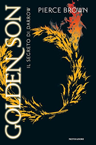 Golden Son di [Brown, Pierce]