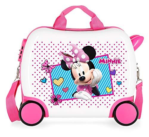 Disney 2391062 Joy Equipaje Infantil, 41 cm, 25 litros