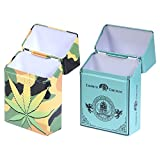#5: Cicero Pack-it Cigarette Pack Holders Combo Pack Of Military Kit & CaCAo Smoke