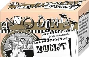ABACUSSPIELE 09011 - Anno Domini - Kunst, Quizspiel