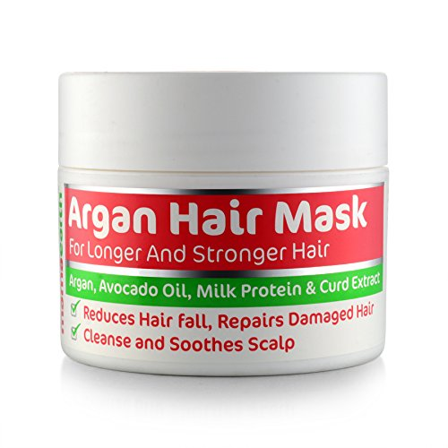 Mamaearth Argan Hairfall Control Mask, 200ml