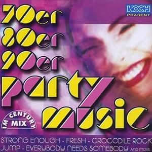 Various - Party-Music Für Junge Leute