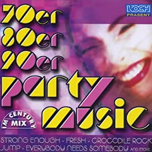 70er,80er,90er Party Music im Century Mix: Amazon.de: Musik