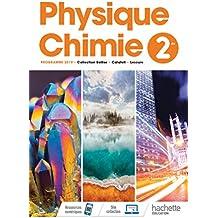 Physique/Chimie 2nde - Livre Élève - Ed. 2019 (Physique-Chimie Lycée)