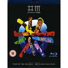 Depeche Mode - Tour of the universe - Barcellona 20/21.11.09