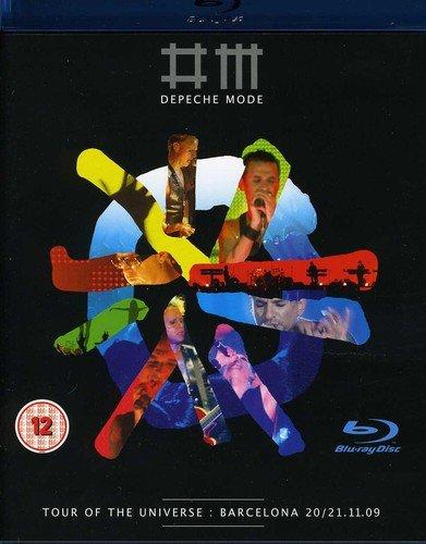 Depeche Mode - Tour Of The Universe/Barcelona 20./21.11.09 [Blu-ray] (Show Regelmäßige Pops)