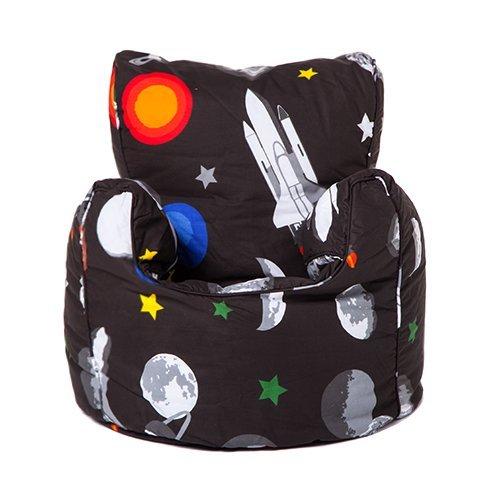 Ready Steady Bed Galaxy Design Kinder Sitzsack Sessel