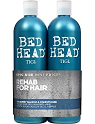 Tigi Bed Head - Duo Soin du Cheveux - Shampooing + Conditioner - BH UA Recovery Tween Duo