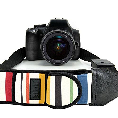 TrueSHOT Correa para el Cuello Cámara Réflex/Soporte Hombro de Cámaras DSLR - Nikon D5300 D5500...