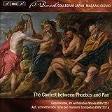 Secular Cantatas 9/Contest Bet
