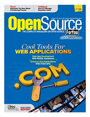 Open Source For You, December 2014 (English Edition) (Enterprise 2014 Sql)
