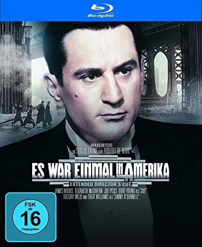 Es war einmal in Amerika - Extended Edition [Blu-ray] [Director's Cut] (Liebe In Es Spanisch)