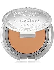 T.Leclerc Fond de Teint Compact Crème SPF 15 9 ml - Teinte : 03 : Amande Naturel