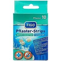 Figo Wundpflaster extrem wasserfest, 2er Pack (2 x 10 Stück) preisvergleich bei billige-tabletten.eu