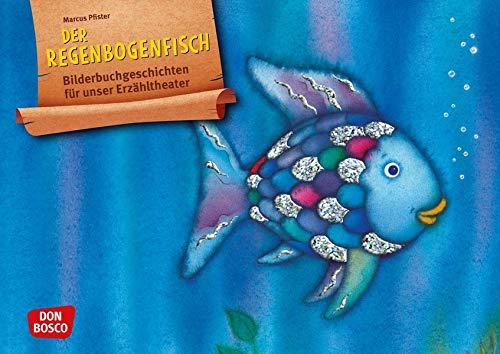 Der Regenbogenfisch, m. schillernden Schuppen. Kamishibai Bildkartenset.: Entdecken - Erzählen - Begreifen: Bilderbuchgeschichten (Bilderbuchgeschichten für unser Erzähltheater)