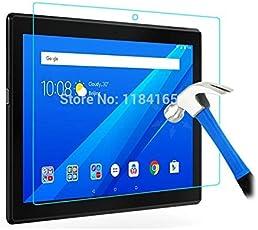 "Newlike Anti Glare Scratch Proof Tempered Glass For Lenovo Tab 4 10"""