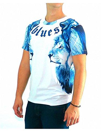bikkembergs-tshirt-dirk-bikkemberg-blues-london-2xl-bianco