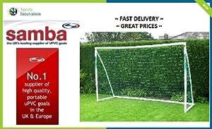 Samba Goal 12ft x 6ft Garden Football Goal