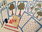Apples in Trees Bumper Pack Number Bonds Addition Subtraction Doubles