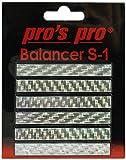 Bleiband Gewicht Balancer S1 Glitter für Tennis Golf Squash Badminton