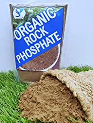 Shiviproducts Organic Nutrient Rich Rock Phosphate | Natural Source of Phosphate (1.9 Kg) and Free Seeds (Cori