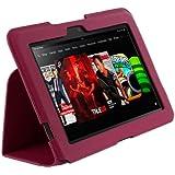 Roocase RC-FIRE-HD8.9-US-MA Amazon Kindle Fire HD 8.9 Ultra-slim Case, Magenta