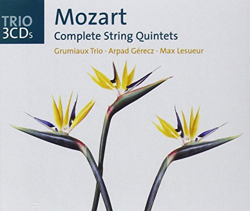 Mozart-Complete String Quintets Test