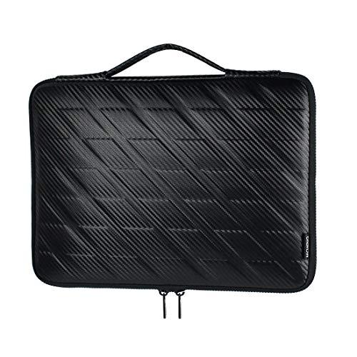 MCHENG Hartschale Sleeve Wasserdicht Laptoptasche 15-15,6 Zoll Notebook Schutzhülle Schutzabdeckung Hülle Tasche für 15