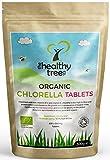 Chlorella Tabletten BIO - Reich an Magnesium, Ballaststoffen, Eiweiß, Kalium, Eisen und Chlorophyll...
