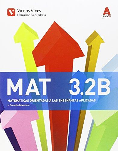 MAT 3 B TRIM (MATEMATICAS APLICADAS) AULA 3D