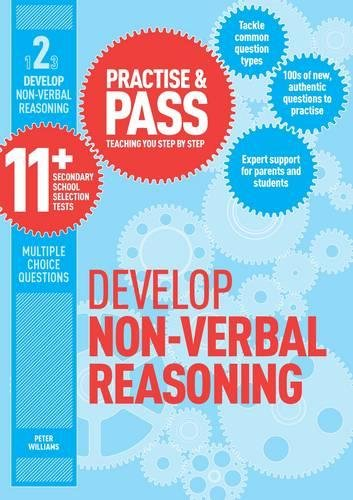 Practise & Pass 11+ Level Two: Develop Non-verbal Reasoning