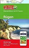 Rügen - Wanderführer mit 50 Touren und Wander-App