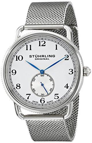 510SuW6vSFL - Stuhrling Original Mens 207M.01 watch