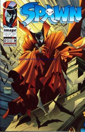 IMAGE SPAWN [No 2] du 01/07/1995