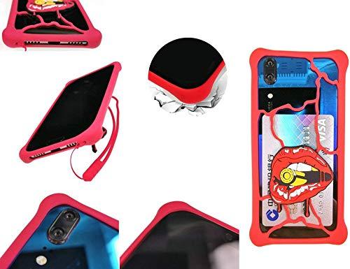 Huayijie Silikon Hülle Für Cubot X20 Pro R19 J7 J5 Quest Lite Max 2 R15 X19 A5 King Kong 3 J3 Nova Power P20 R11 X18 Plus H3 Note Magic R9 Rainbow Cheetah Manito Z100 Echo X16 S Dinosaur HC