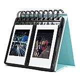 SAIKA 68 Pocketbook Album Polaroid Calendrier PhotoAlbum pour Instax Mini 25 26 70 7s...