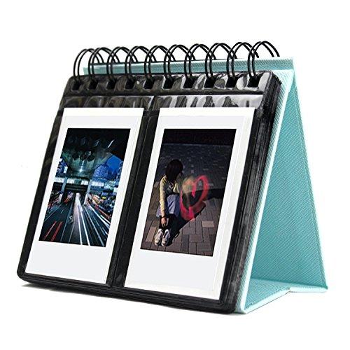 Miniálbum de fotos estilo calendario Fujifilm Instax Polaroid para cámaras Instax Mini 25 26 70 7s 90/Polaroid Snap/Snap Touch/Z2300/cámaras instantáneas Socialmatic/impresora instantánea Zip. Por Saika