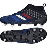 adidas Predator Flare (SG) Chaussures de Football américain Homme, Bleu (Maruni/Azul/Plamet 000) 39 1/3 EU