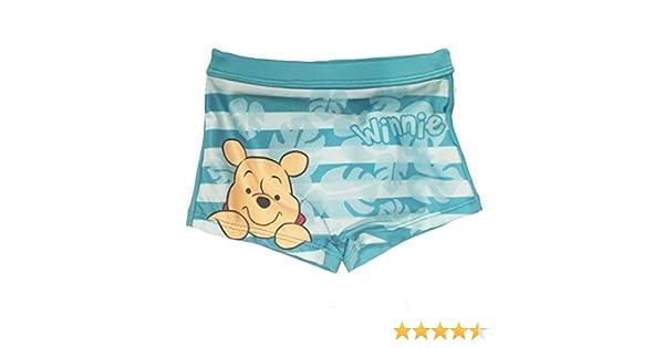 Winnie the Pooh Costume da Bagno Bambini 6-12 18-24 Mesi Disney