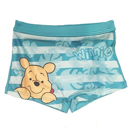 02bc96ed38 Winnie the Pooh Costume da Bagno Bambini 6-12 - 18-24 Mesi Disney