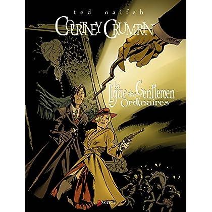 Courtney Crumrin HS nº2: La Ligue des gentlemen ordinaires