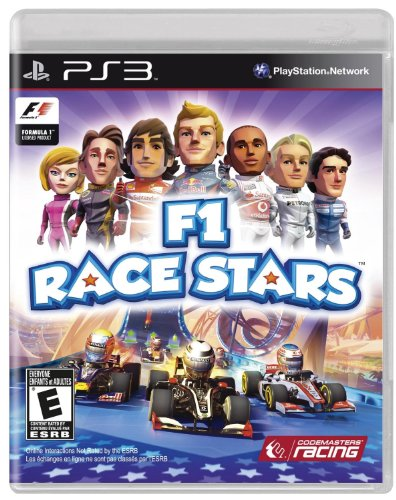 F1 Race Stars - Playstation 3 by Warner Home Video d'occasion  Livré partout en Belgique