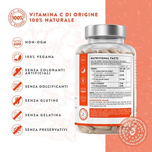 Zoom IMG-3 vitamina c naturale oltre 1000