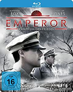 Emperor - Kampf um den Frieden - Steelbook [Blu-ray]