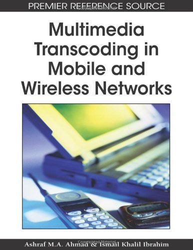 Multimedia Transcoding in Mobile and Wireless Networks by Ashraf M. A. Ahmad (2008-07-25)