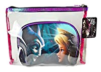 Disney Sleeping Beauty Aurora and Maleficent Makeup Bag Gift Set Duo