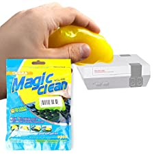 DURAGADGET Flubber | Gel Pulizia Per Nintendo Classic Mini